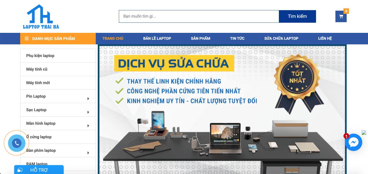 hướng dẫn tìm kiếm sản phẩm màn hình laptop